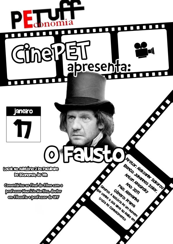 Cine Pet - O Fausto